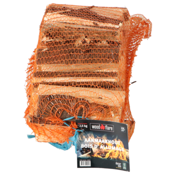 Wood Flare aanmaakhout 2,5kg