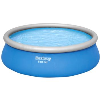 Zwembad rond 457x1,22 cm