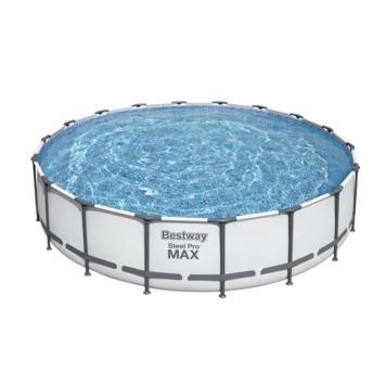 Zwembad rond 549x122 cm