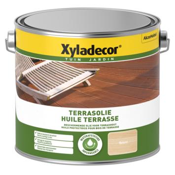 Xyladecor terrasolie naturel 2,5 L