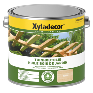 Xyladecor tuinhoutolie naturel 2,5l