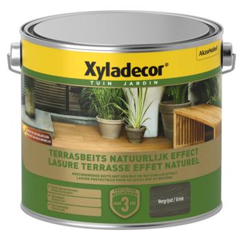 Xyladecor terrasbeits natuurlijk vergrijsd effect 2,5L