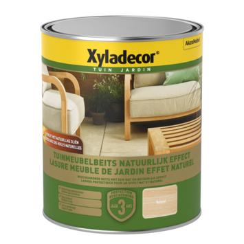 Xyladecor tuinmeubelbeits natuurlijk effect blank 750 ml