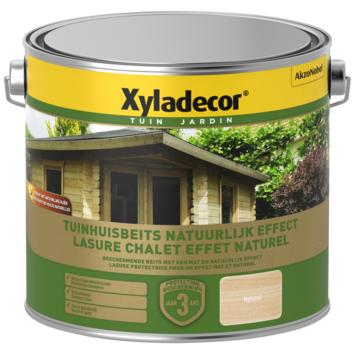 Xyladecor tuinhuisbeits natuurlijk effect blank 2,5 L