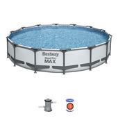 Bestway piscine ronde 427 x 84 cm