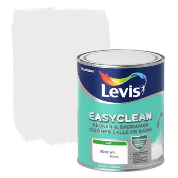 Levis EasyClean keuken & badkamer wit 1l