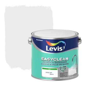 Levis EasyClean keuken & badkamer wit 2.5l