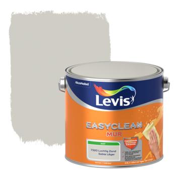Levis EasyClean muur mat luchtzand 2.5l