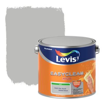 Levis EasyClean muur mat fijn zand 2.5l