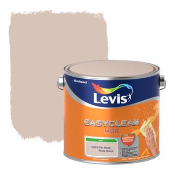 Levis EasyClean muur mat fijn roze 2.5l