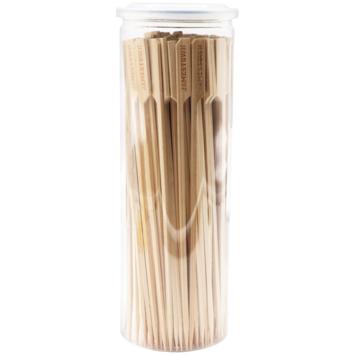 Jamestown barbecue spiezen bamboe 130 stuks