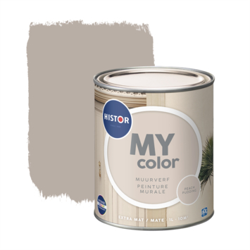 Histor MY Color muurverf extra mat peach pudding 1 liter