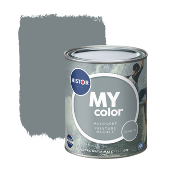 Histor MY Color muurverf extra mat symmetry 1 liter