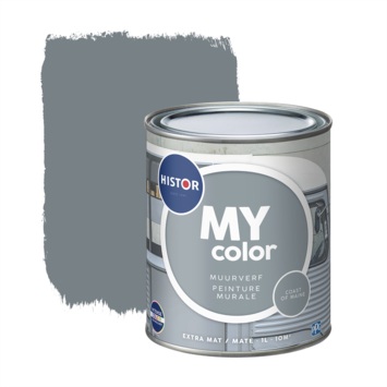 Histor MY Color muurverf extra mat coast of maine 1 liter