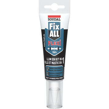 Soudal Fix All Flexi tube wit 125 ml