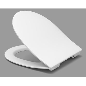 Cedo Vero Beach wc bril wit softclose D-vorm duroplast