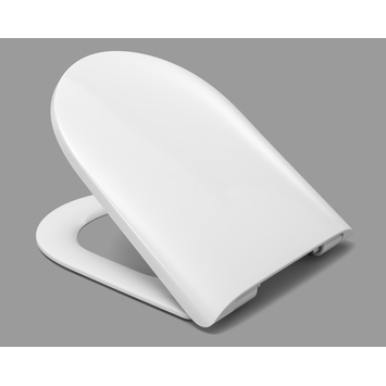 Cedo Solla wc bril wit softclose D-vorm duroplast