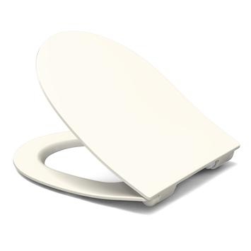 Cedo Vero Beach wc bril pergamon softclose D-vorm duroplast