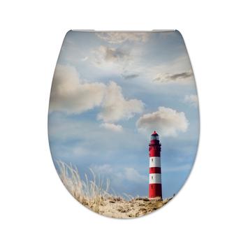 Cedo Leuchtturm wc bril softclose duroplast