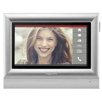 Legrand extra touchscreen voor videofoon 7 inch 2-draads