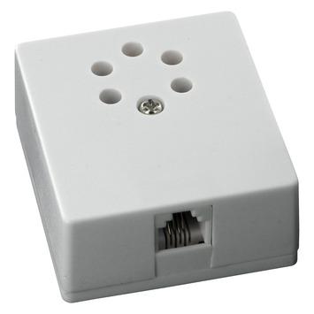 Elro telefoonstopcontact opbouw