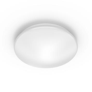 Philips plafondlamp Moire 1x10W 4000K wit