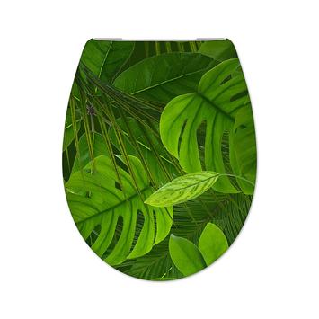 Cedo Jungle wc bril softclose duroplast