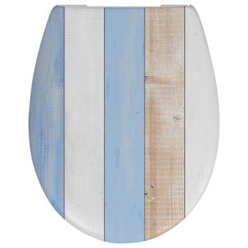 Cedo Dream blue wc bril softclose duroplast