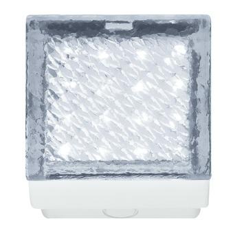 GAMMA grondinbouwspot Brick LED wit