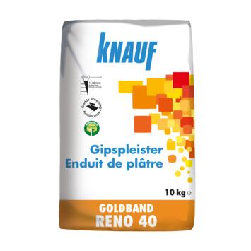 Knauf goldband gipspleister 10 kg