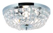 Plafonnier Irène E14 max. 60W verre