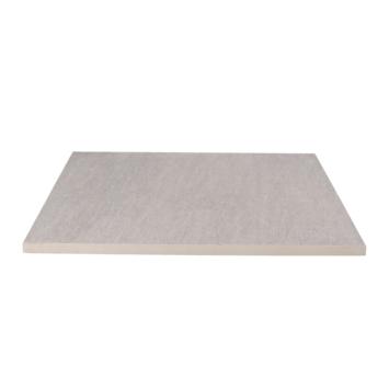 Terrastegel keramisch Kerastrada graniet grijs 60x60x2 cm - 2 tegels / 0,72 m2