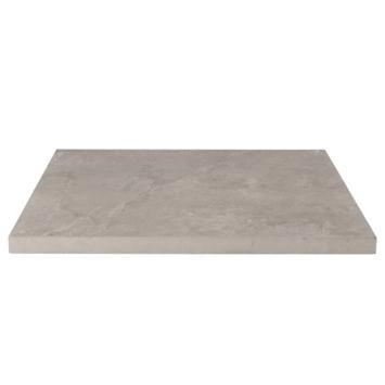 Keramische Terrastegel Kerastrada Leisteen Grijs 60x60x3 cm