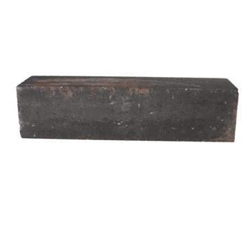 Stapelblok Beton bruin-zwart 60x15x15 cm