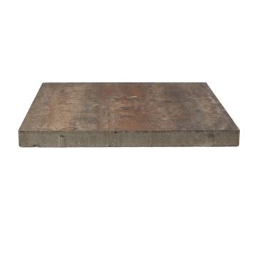 Terrastegel Beton Broadway Geel/Zwart 60x60x4,7 cm