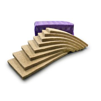 Panneau d'isolation fibres de lin Isovlas 4 cm 8,64 m² Rd 1,05, 12 pièces