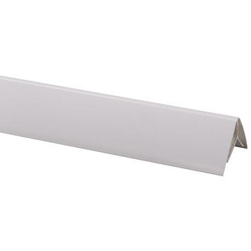 Angle intérieur fixe 270 cm blanc crème