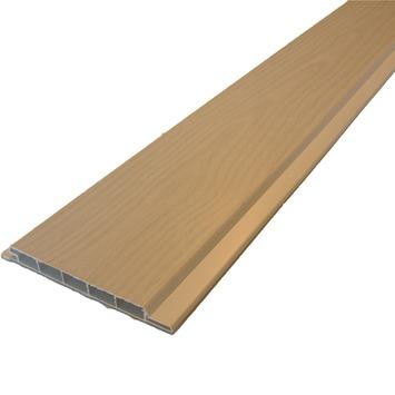GAMMA planchet PVC wit essen 400x10 cm 4 m² 10 stuks