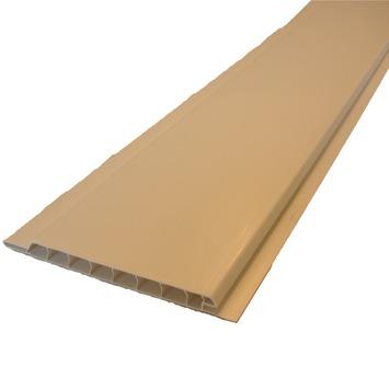 GAMMA planchet PVC roomwit 390x10 cm 3,9 m² 10 stuks