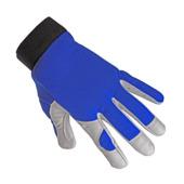 Werkhandschoen leder extra grip L