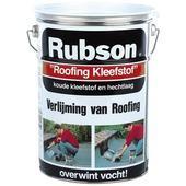 Rubson roofing kleefstof zwart 5 kg