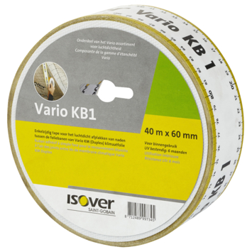 Ruban adhésif Isover Vario KB1 6 cm 40 m (uniquement en vente au magasin)