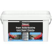 Rubson Super-kelderdichting reparatiemortel waterdicht grijs 10 kg