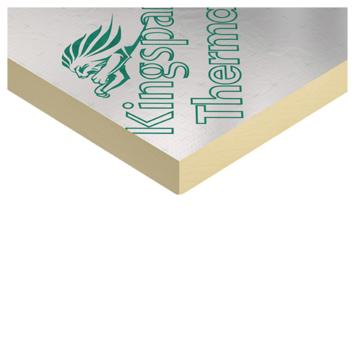 Kingspan PIR  120x60 cm dikte 14 cm tg R=6,35