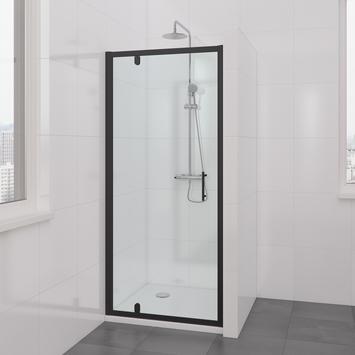 Bruynzeel draaideur Lino 90x195 cm zwart