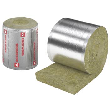Rockwool Rockroof Sidefix Base steenwoldeken 12x45x450 cm 2,03 m² R=3, 2 rollen