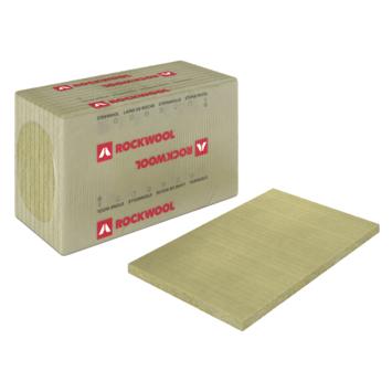 Rockwool Rocksono solid vloerisolatie 10x60x100 cm 3,6 m² R2,85 6 stuks