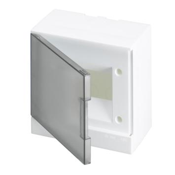 Vynckier zekeringkast leeg 1 rij 6 modules