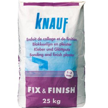 Fix & finish Knauf 25kg