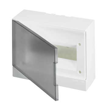 Vynckier zekeringkast leeg 1 rij 12 modules